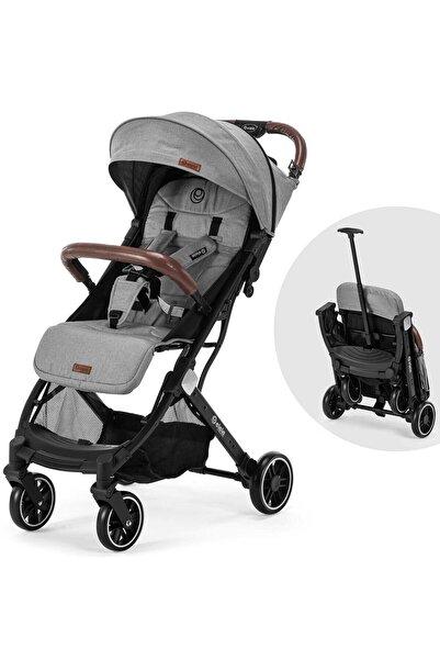 Elele Gri Jet Kabin Tipi Bebek Arabası