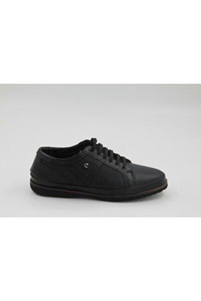 Cacharel Erkek Siyah Casual Ayakkabı