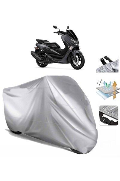 CoverPlus Yamaha Nmax 155 Motosiklet Brandası Motor Branda (bağlantı Tokalı)
