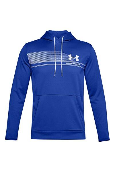 Under Armour Erkek Spor Sweatshirt - Ua Af Graphic Hoodie - 1360743-401