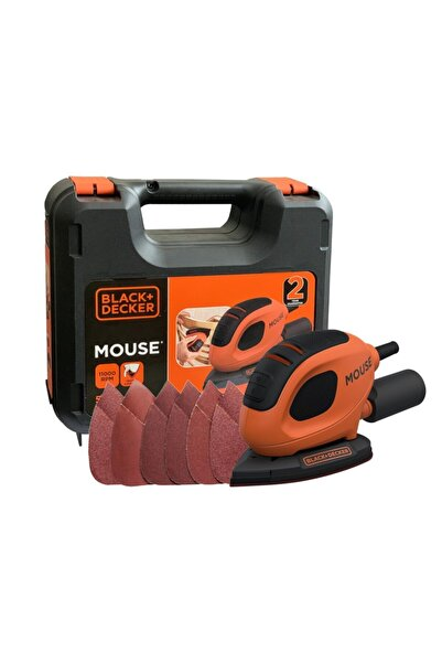 Black&Decker 55watt Mouse™ Çok Amaçlı Zımpara Bew230k