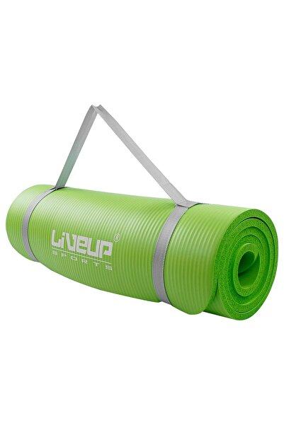 Liveup LS3257 Köpük Pilates Matı-Minderi Yeşil