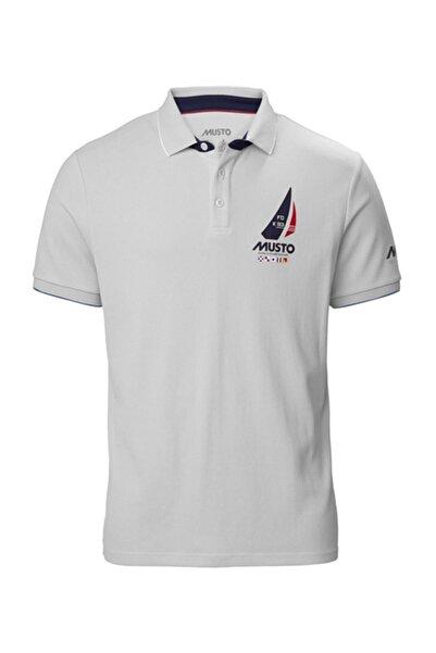 Musto Erkek Beyaz Sardınıa Polo Yaka T-Shirt