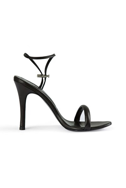 Xint Xınt Neolit Taban %100 Deri Topuklu Ayakkabı