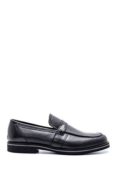 Derimod Erkek Siyah Deri Casual Ayakkabı