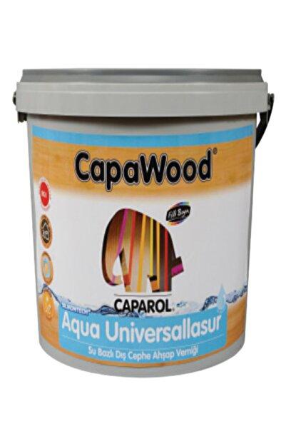 Filli Boya Aqua Universallasur Su Bazlı Dış Cephe Ahşap Verniği Ginger 2,5 lt