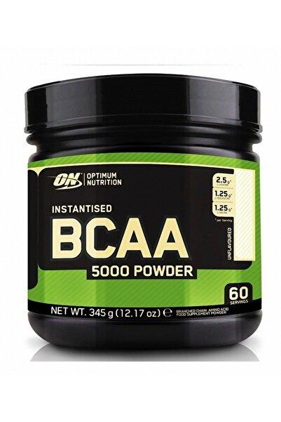 Optimum Nutrition Optımum Bcaa Powder 5000 Aromasız 345 Gr 60 Servis