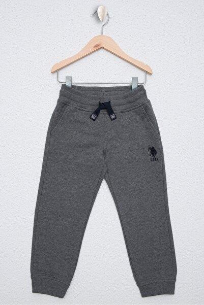 U.S. Polo Assn. Gri Erkek Çocuk Pantolon