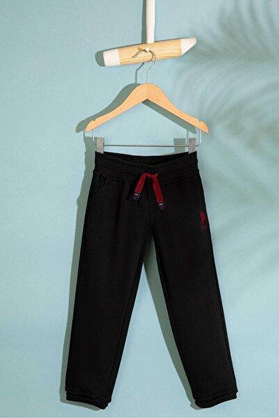 U.S. Polo Assn. Siyah Erkek Çocuk Pantolon