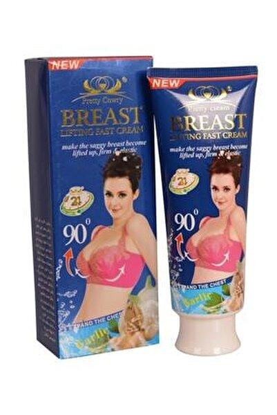 Breast Garlie Özlü Göğüs Büyütücü, Dikleştirici Krem 120 Gr