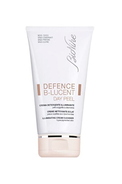 BioNike Defence B-lucent Day Peel Cream Cleanser 150 Ml 8029041114035