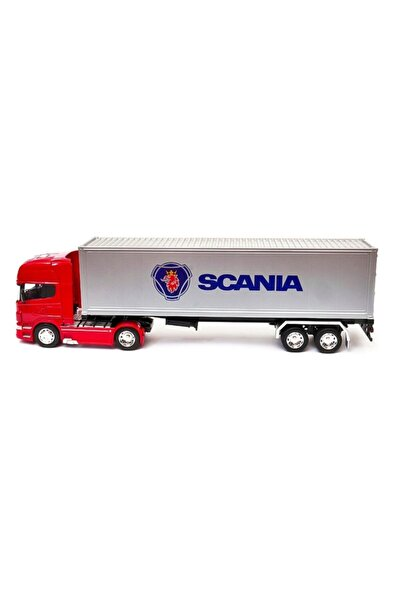 WELLY Karsan 1:32 Die Cast Metal Scania Dorseli Tır 32671