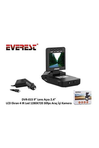 Everest Dvr-015 1280x720 2.4 Lcd Ekran Gece Görüşlü Araç Içi Kamera