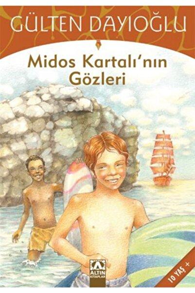 Altın Kitaplar Midos Kartalı'nın Gözleri   Gülten Dayıoğlu   - Çocuk Kitapları