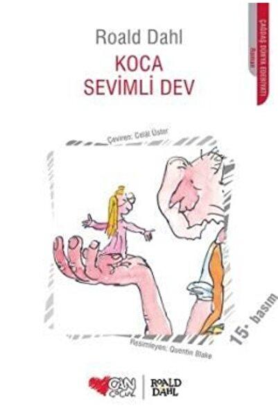 Can Yayınları Koca Sevimli Dev | Roald Dahl | Can Çocuk Yayınları