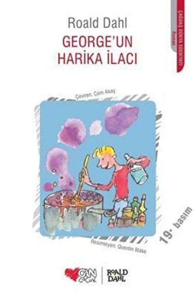 Can Yayınları George'un Harika Ilacı | Roald Dahl | Can Çocuk Yayınları