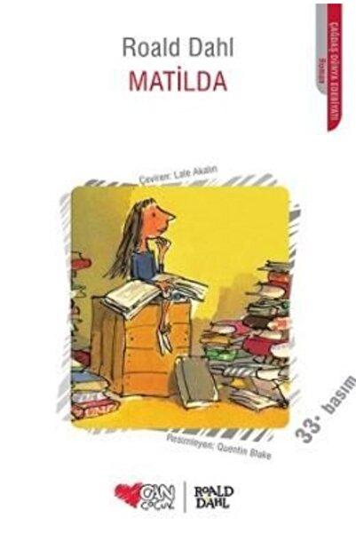 Can Yayınları Matilda | Roald Dahl | Can Çocuk Yayınları