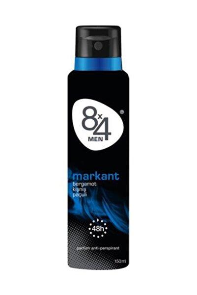 8x4 Markant Erkek Deodorant 150 Ml