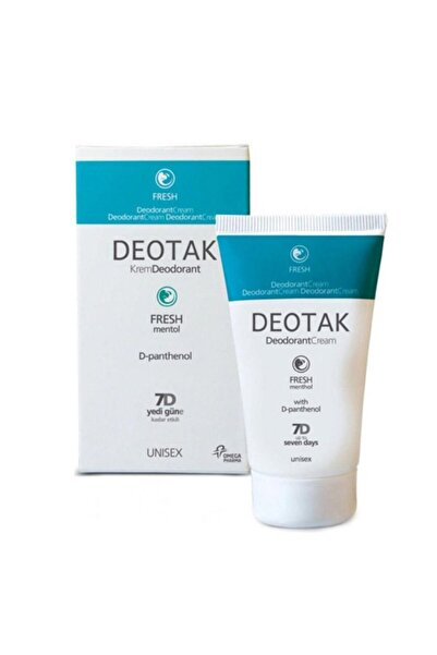 Deotak Krem Deodorant Fresh 35 Ml