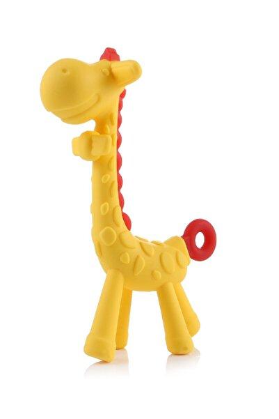 Baby Stuff Zürafa Bebek Diş Kaşıyıcı