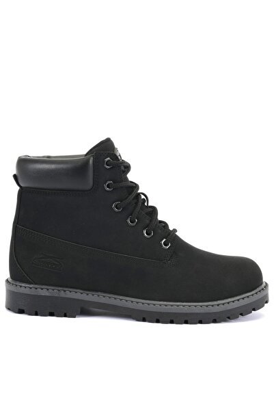 Slazenger Mılıtary I Outdoor Kadın Outdoor Bot Ayakkabı Siyah