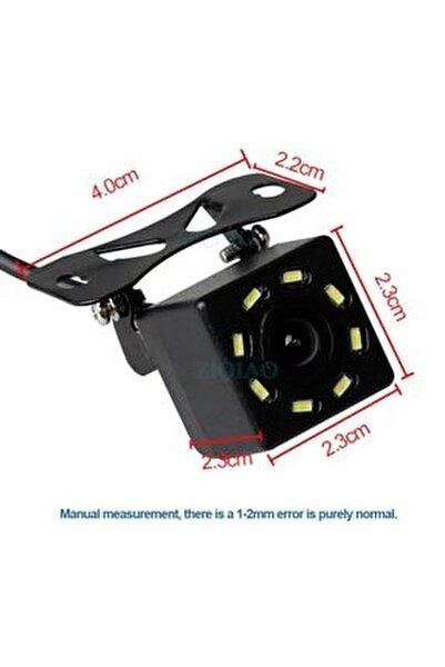 8 Ledli Küp Park Kamerası