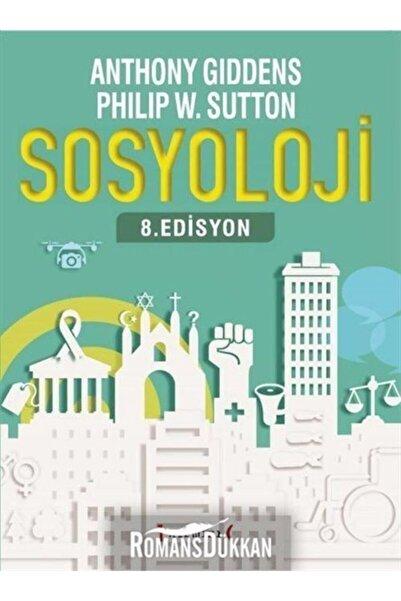 Kırmızı Yayınları Sosyoloji-8.edisyon
