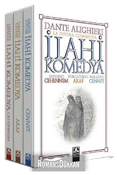 Altın Kitaplar Ilahi Komedya Seti-3 Kitap Takım