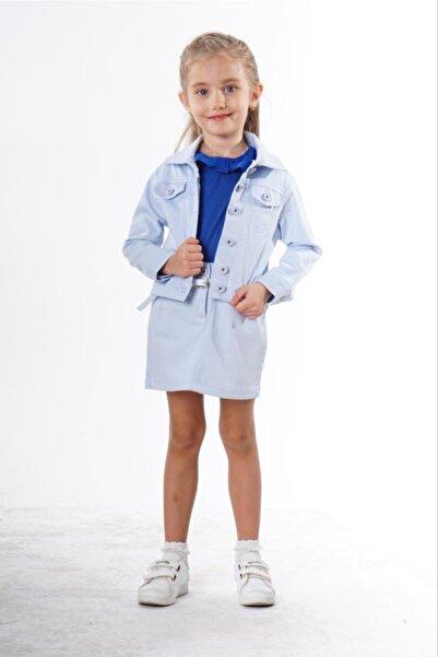 Varol Kids Renkli Kot Ceket