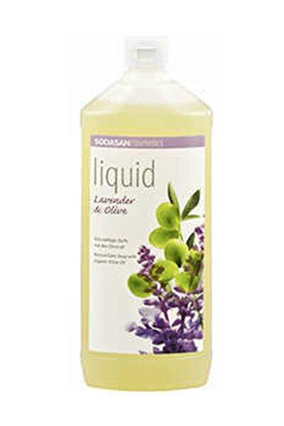 Sodasan Sıvı Sabun Lavantalı Lavender-olive 1000