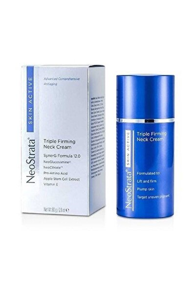 NeoStrata Boyun Ve Dekolte Kremi - Skin Active Triple Firming Neck Cream 80 G 732013300593