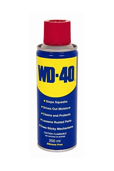 Henkel Wd-40 Wd 40 Pas Sökücü Yağlayıcı Sprey 200 Ml