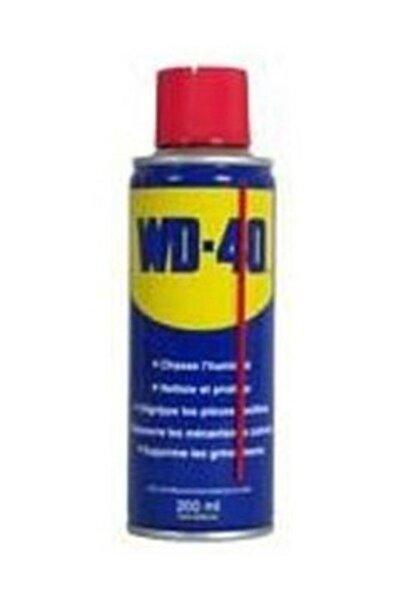 Henkel Wd-40 Wd 40 Çok Amaçlı Hızlı Yağlayıcı, Pas Sökücü Sprey 200 Ml.