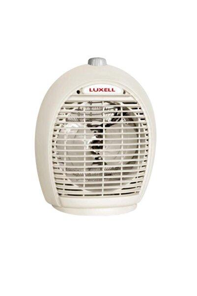 Luxell Fanlı Isıtıcı Lx-6331 Bej