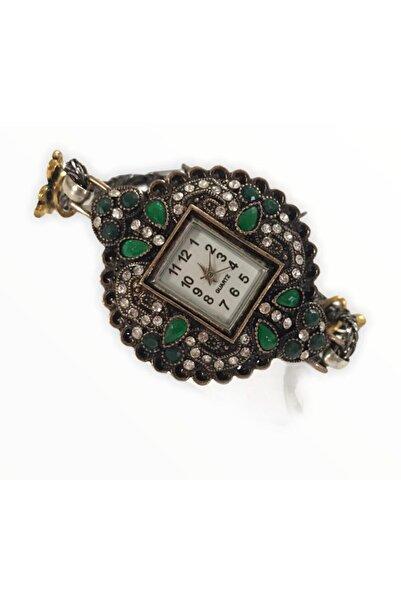 Accessories Kostan Aksesuar Otantik Kadın Saat Bileklik