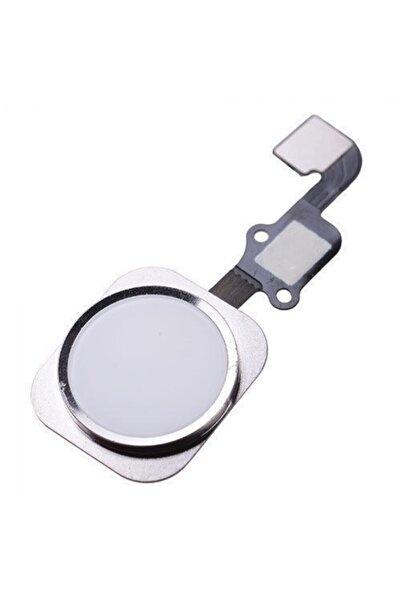 Teknoloji Adım Iphone 6 Home Tuşu Orta Tuş Silver