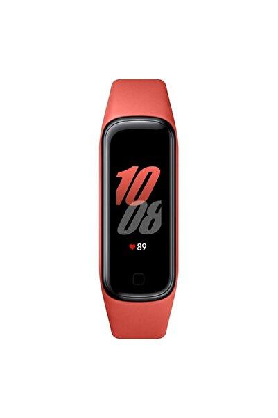 Samsung Unisex Kırmızı Galaxy Fit2 Akıllı Bileklik
