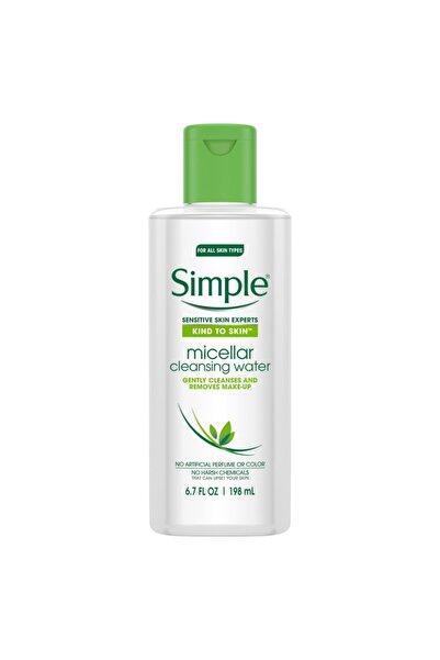 Simple Sımple Mıcellar Makyaj Temizleme Suyu 200 ml