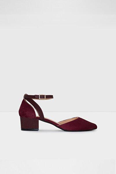 Aldo Kadın  Bordo Topuklu Ayakkabı