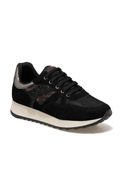 ART BELLA Cw20020 Siyah Kadın Spor Ayakkabı