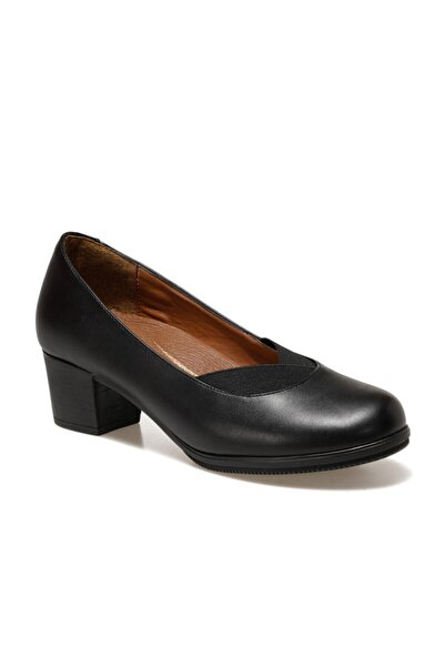 Polaris 5 Nokta 103121.z Siyah Kadın Ayakkabı