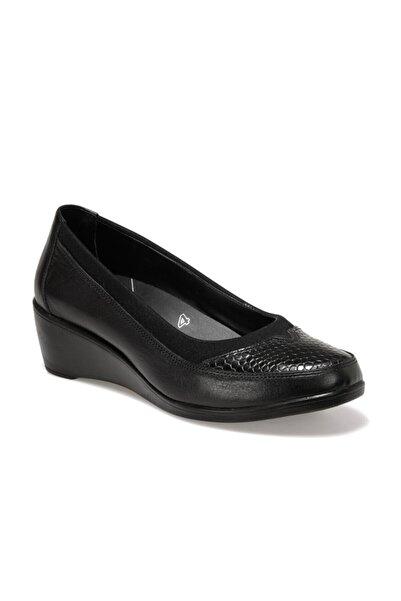 Polaris 5 Nokta 103150rz Siyah Kadın Comfort Ayakkabı