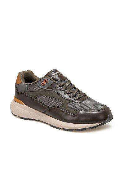 Kinetix Grafy Haki Erkek Ayakkabı