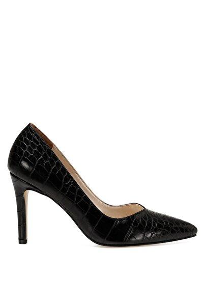 Nine West Verta Siyah Kadın Gova Ayakkabı