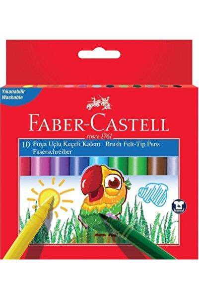 Faber Castell Faber-castell Winner Brush Fırça Uçlu Keçeli Kalem 10r