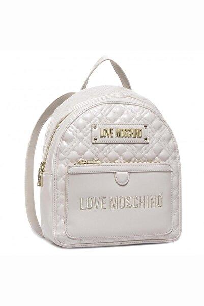 Love Moschino Love Moschıno Jc4202pp0bka0 Bej Kadın Sırt Çantası