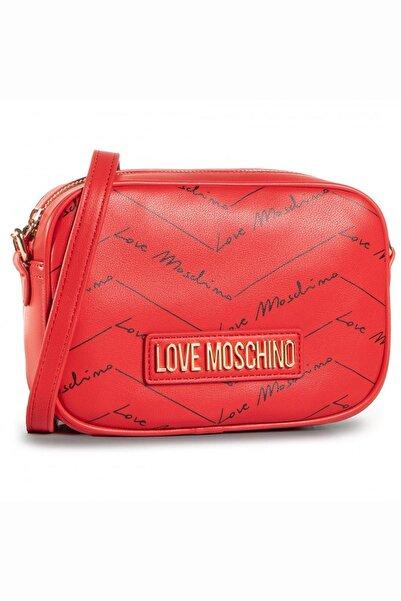 Love Moschino Love Moschıno Jc4246pp0bkh0 Kırmızı Kadın Omuz Çantası