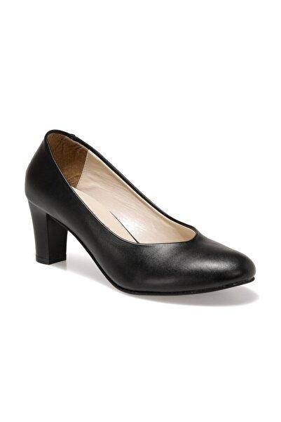 Polaris 316115cz Siyah Kadın Gova Ayakkabı