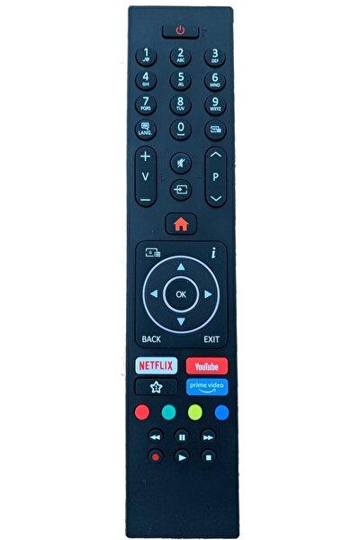 Vestel Turn Led Tv Kumandası - Netflix, Youtube, Primevideo Tuşlu