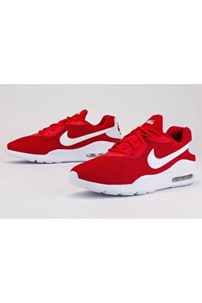 Nike Erkek Kırmızı Beyaz Aır Max Oketo Aq2235-601 Spor Ayakkabısı
